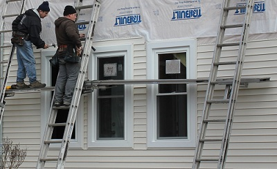 Siding Installation Revived Exteriors Roofing Siding